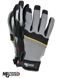 Rękawice mechaniczne RMC-HERCULES