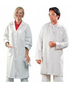 Fartuch bawełniany laboratoryjny