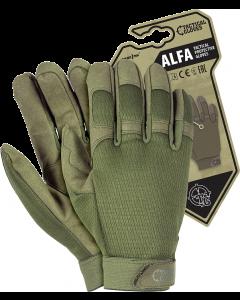 Rękawice ochronne taktyczne RTC ALFA Z