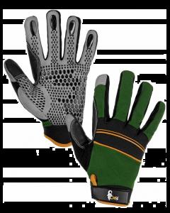 Rękawice ochronne monterskie marki CXS, model Caraz