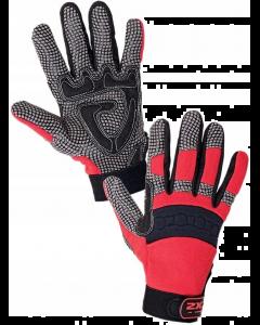 Rękawice ochronne monterskie marki CXS, model Shark