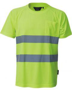 T - shirt odblaskowy