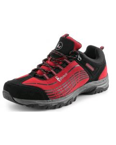 Półbuty CXS Sport Softshell czerwone