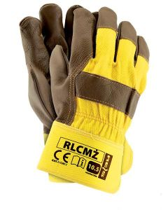 Rękawice robocze RLCMZ roz.10