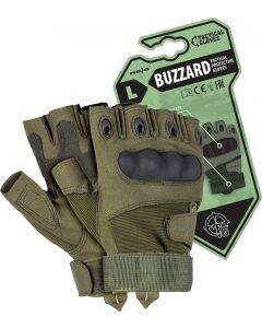 Rękawice ochronne taktyczne, bez końcówek na palcach