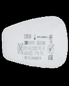 Filtr przeciwpyłowy 5935 P3R