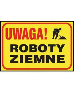 Uwaga! Roboty ziemne Z-TB20