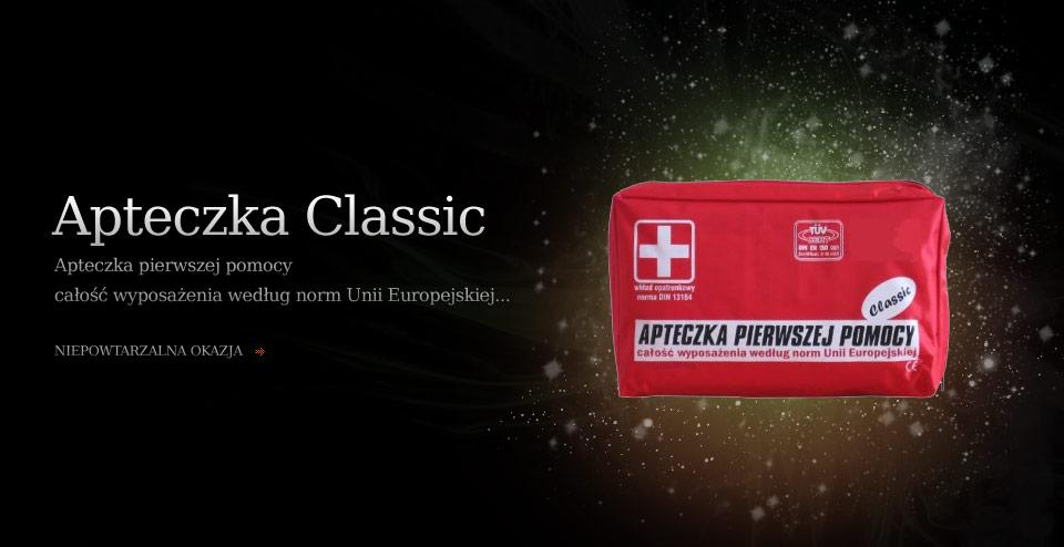Apteczka pierwszej pomocy DIN Classic