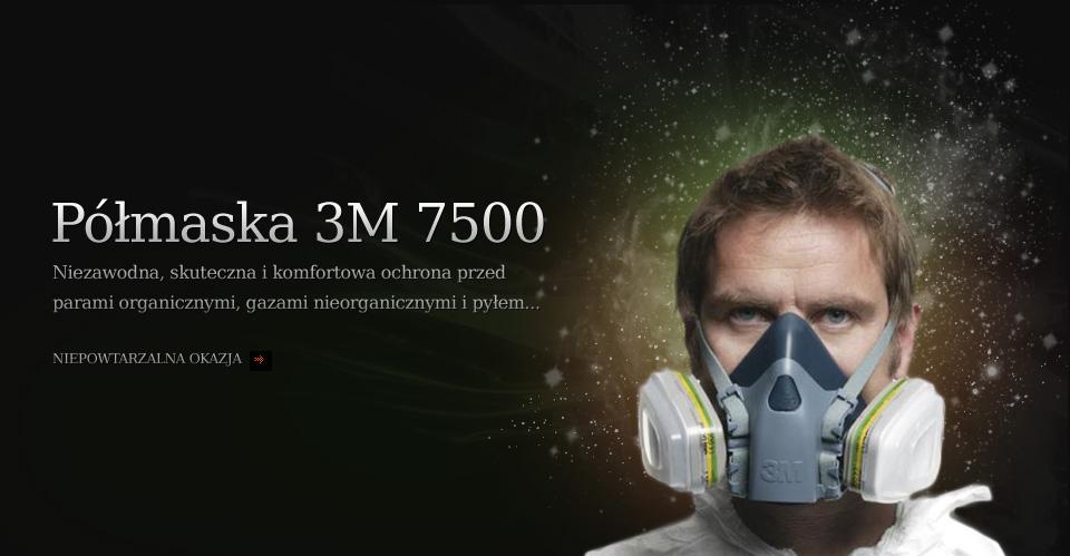 Półmaska 3M 7500