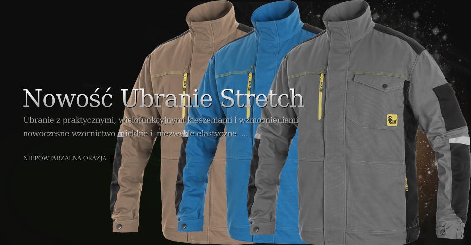 Ubranie CXS Stretch
